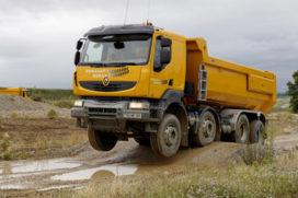 Kilometerheffing voor vrachtauto's in Frankrijk