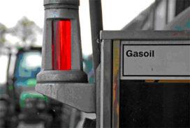 Rode diesel blijft toegestaan voor grondverzetmachines