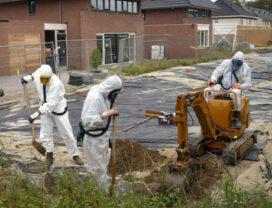 Meer overtredingen bij asbestverwijdering