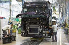 Scania wil deeltijd-WW aanvragen