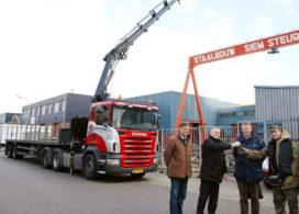Nieuwe Scania R 380 voor Siem Steur