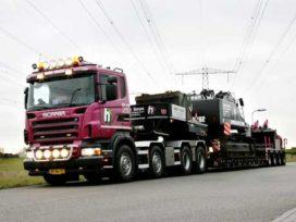 Bijzondere vierassige Scania voor Hein Heun
