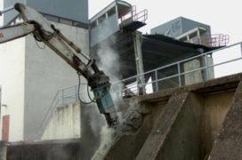 Rijkswaterstaat sloopt veerfuik Perkpolder