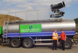 Spraystream: vernevelaar tegen schadelijke stoffen