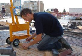 Dag van de Straatmaker 2008 in Rotterdam