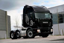 Gratis 1000 liter diesel bij aankoop Iveco Stralis