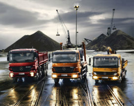 Mercedes-Benz presenteert maatwerk op de TKD