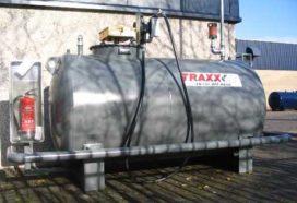 Traxx presenteert nieuw brandstof opslagsysteem