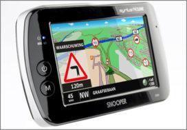 Proef met navigatiesysteem voor trucks