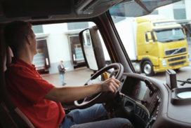 Vrachtwagenchauffeurs willen fors meer loon