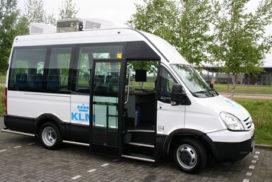 Eerste Micro-Vett bedrijfsauto voor KLM Ground Services