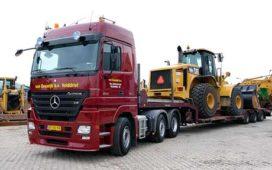 Eerste voorloopasser met Euro 5-motor in Nederland