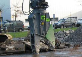 FP-Serie roterende crushers verder vernieuwd