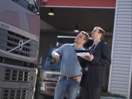 Chauffeur centraal bij nieuwe Volvo-trainingen