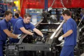 Volvo start productie hybride trucks eind 2009 in België