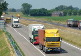 WWG vervangt WGW in wegvervoer