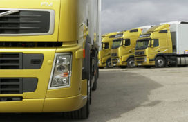 Minder zware vrachtwagens verkocht in 2007