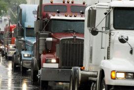 Kabinet compenseert truckers voor dure diesel