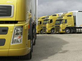 Verkoop van nieuwe vrachtwagens gedaald