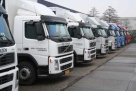 25e Volvo met onderhoudscontract voor Gebr. Pothuizen