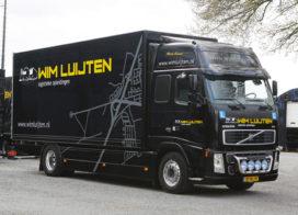 Volvo FH voor Luijten Logistieke Opleidingen