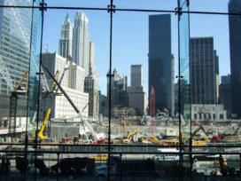 Zwerver vindt bouwtekening nieuw WTC in vuilnisbak