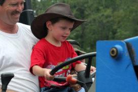 CDA: bestuurder zware tractor minstens 18 jaar