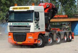 DAF FTD XF met bijzondere extra's voor Zwagerman