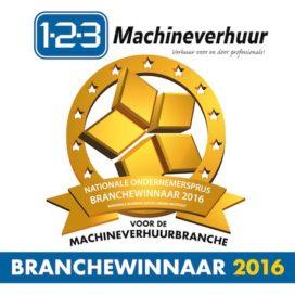 1-2-3 Machineverhuur beste bedrijf in machineverhuurbranche (+video)