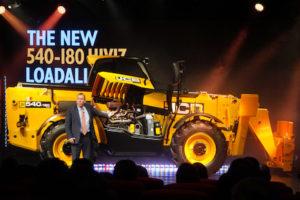 JCB pakt uit met nieuwe motoren en upgrades voor graafmachines en wielladers