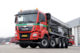 Attachment buko transport heeft primeur met man 10x4 6 lichtgewicht kipper met 30 ton laadvermogen 1 80x53