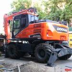 Doosan DX 170W