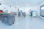 Dehaco bouwt cleanroom voor schoonmaken van asbestverwijderingsapparatuur