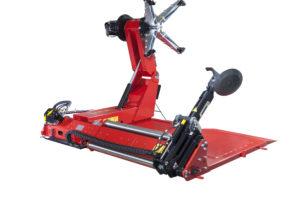 Corghi montagemachine voor bouwmachinebanden