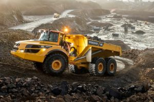 Volvo viert 75.000ste knikdumper