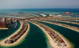 Megaklus voor Van Oord in Dubai