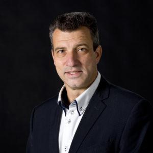 Bas Timmers, oprichter van Timmers Bouwlogistiek