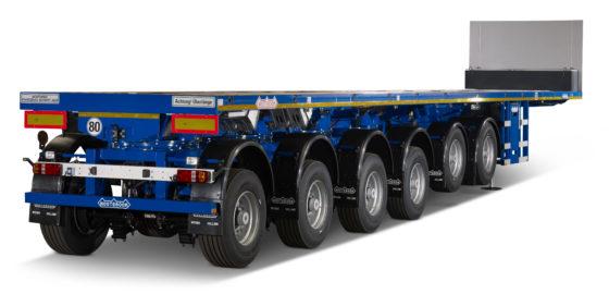 PowerUpmaakt hydraulisch geveerde liftassen mogelijk.