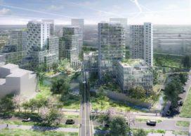 BAM bouwt Bijlmerbajes om tot woonwijk