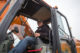 Machinist van de maand SEPTEMBER: Pieter Visser en zijn Doosan 255