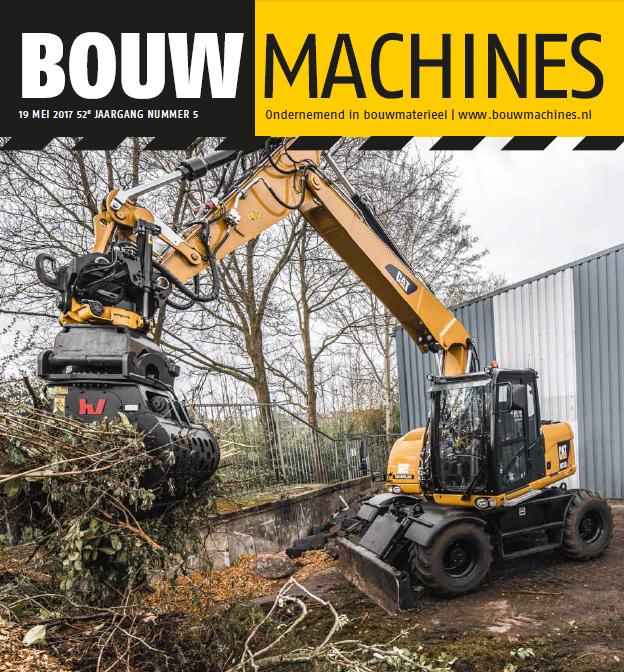 BouwMachines editie 5-2017