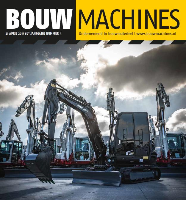 BouwMachines editie 4-2017