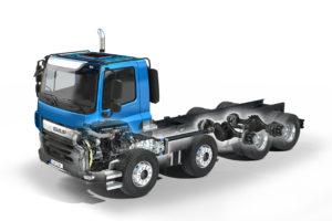 DAF Trucks maakt truckgamma lichter en zuiniger