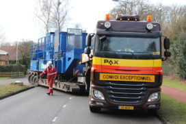 Pax vervoert stille funderingsmachine 'Palendrukker'