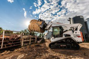 De nieuwe T870 met torsievering heeft een 10% groter hefvermogen dan het vorige model met rolophanging.