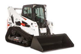 Bobcat T870 met torsievering en meer hefvermogen