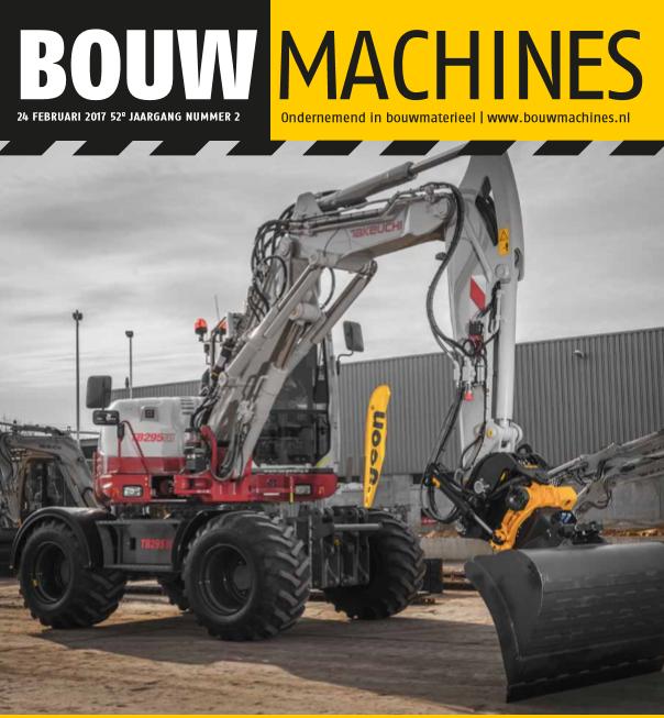 BouwMachines editie 2-2017