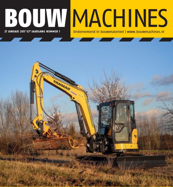 BouwMachines editie 1-2017