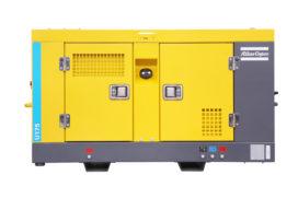 Atlas Copco compressoren voor op servicetrucks