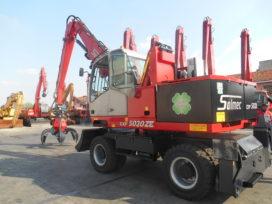 Solmec komt met 24-tons elektrische overslagmachine (video)